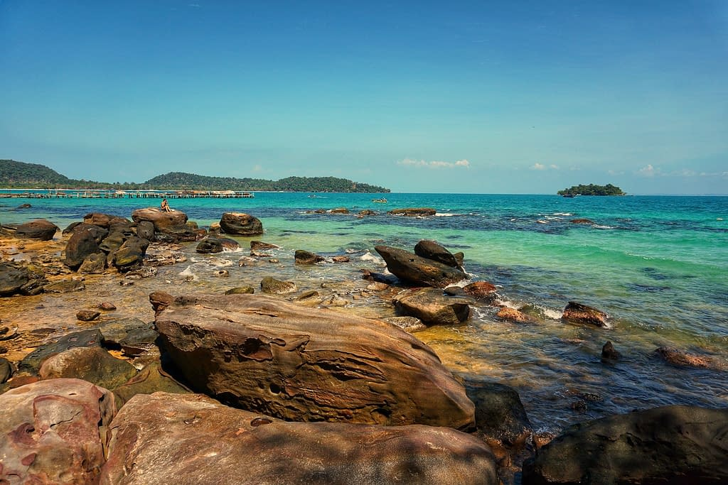 Cambogia mare