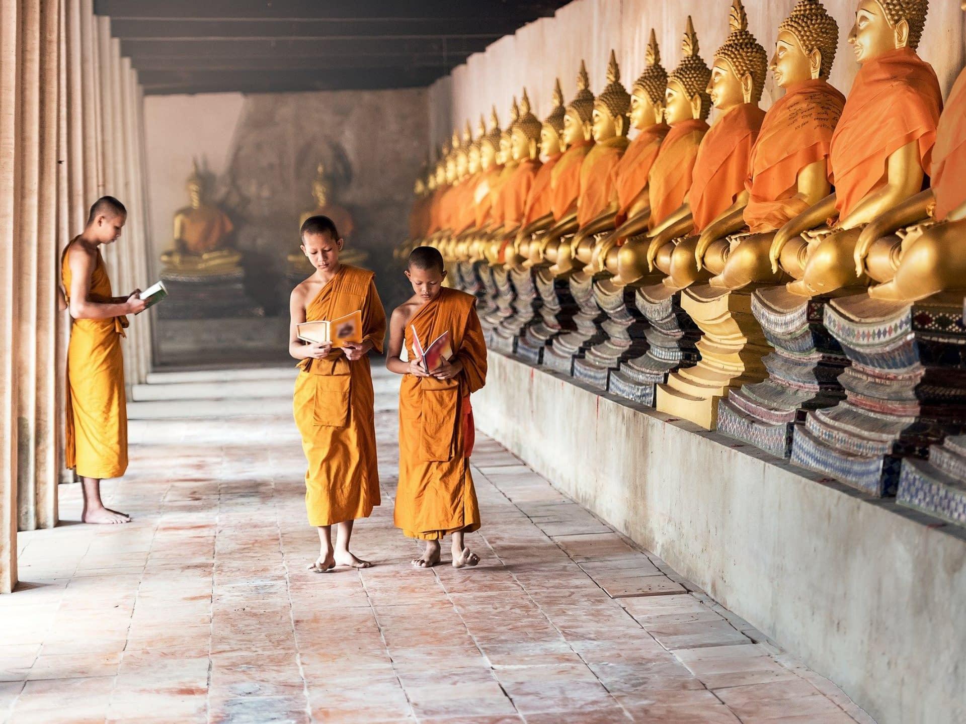 Cambogia buddisti
