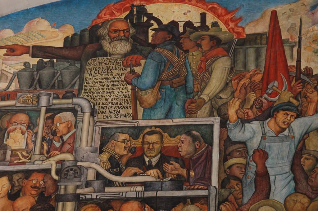 Murales Città del Messico