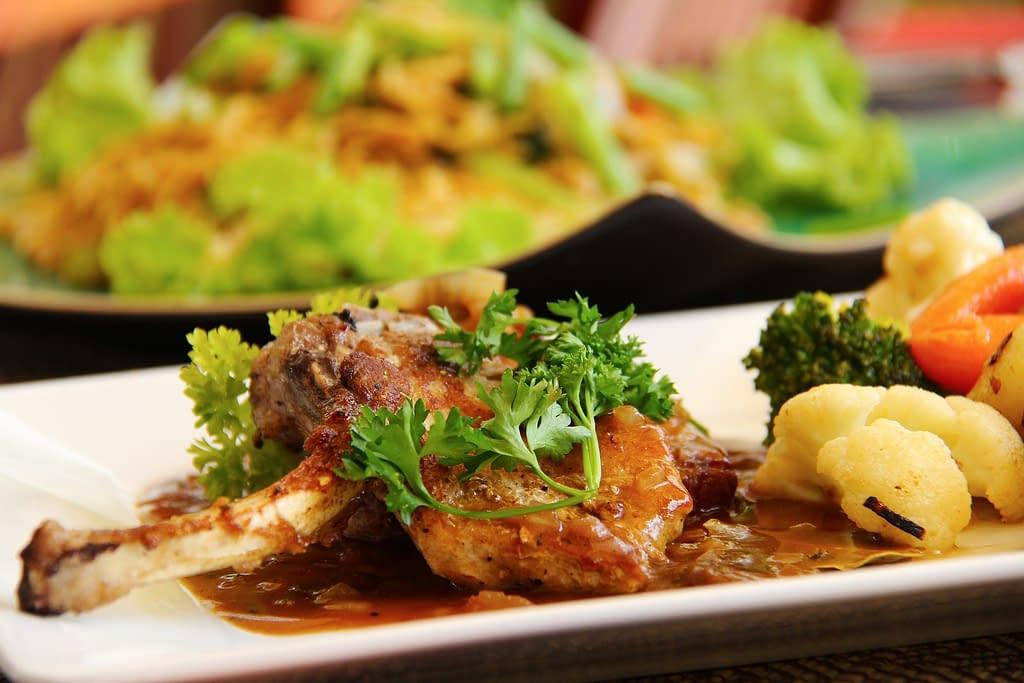Cambogia Food