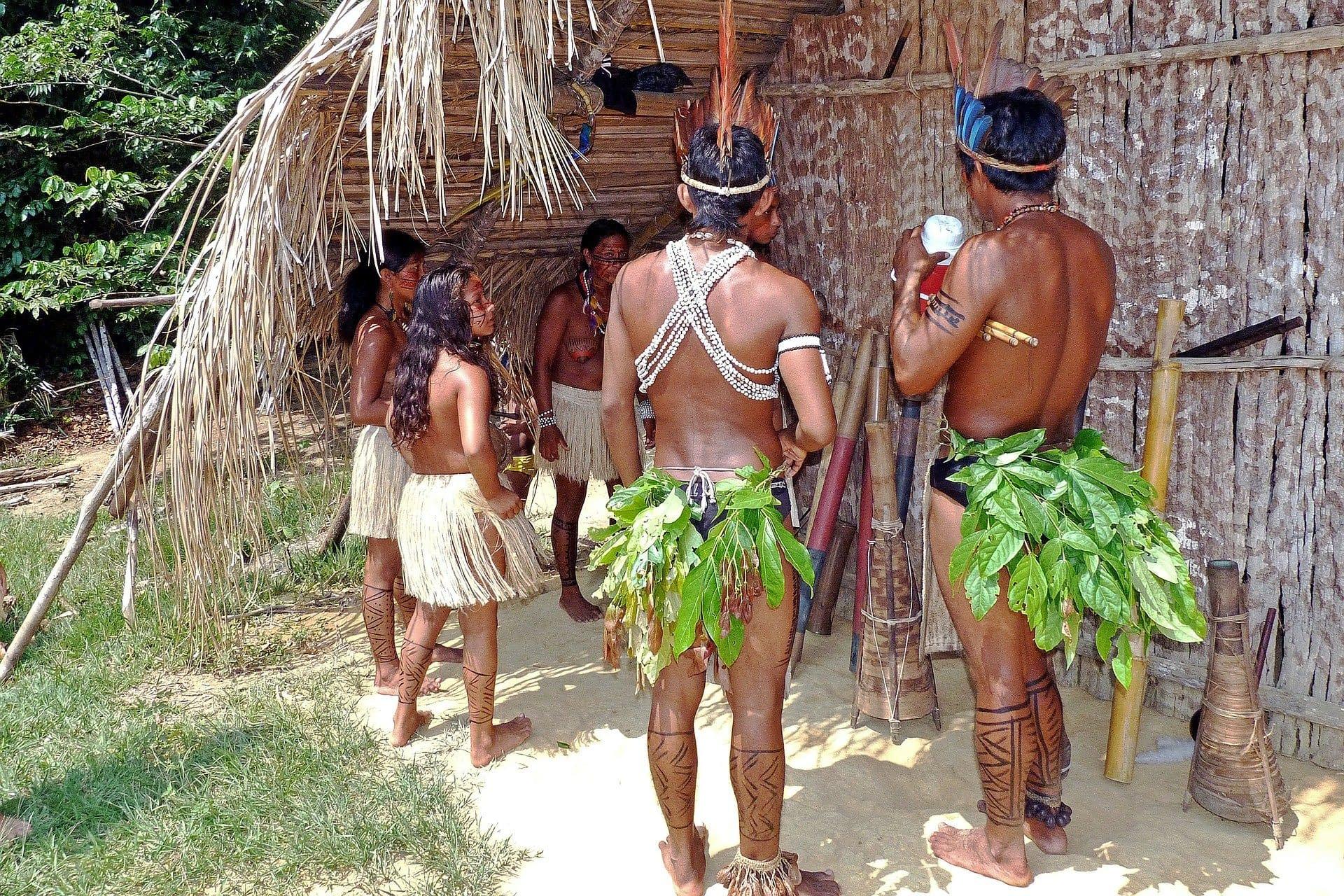 Amazon Indios