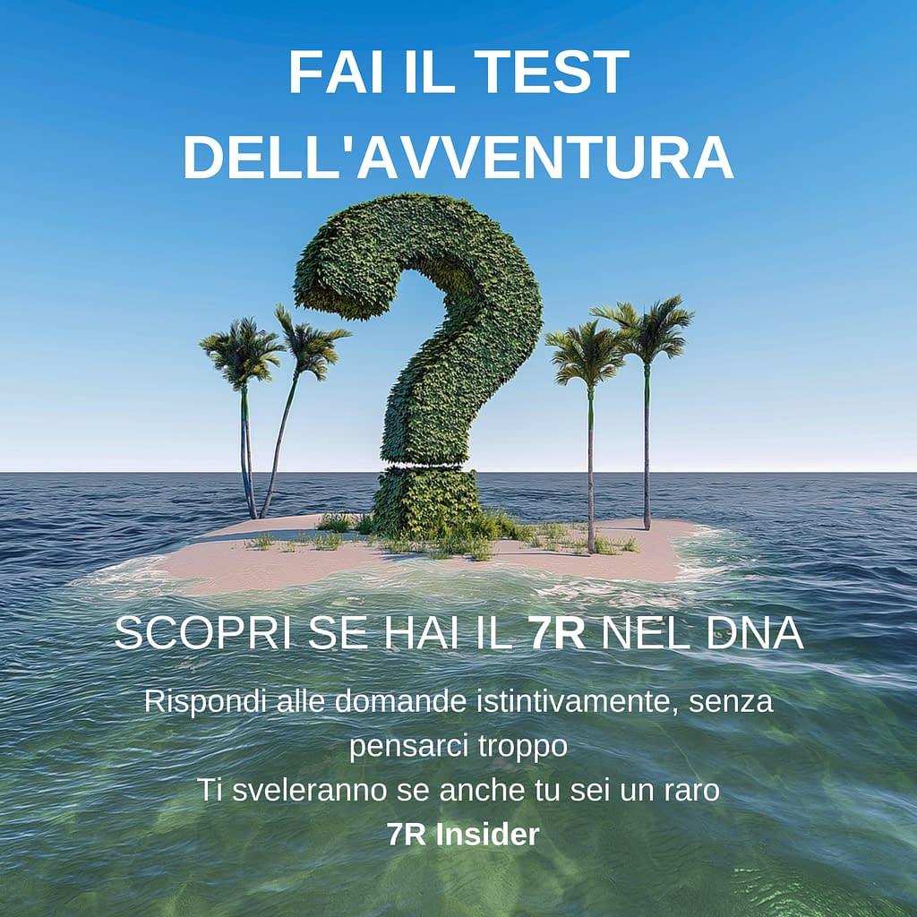 Test avventura